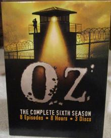 Oz - Season 6 - TV DVDs