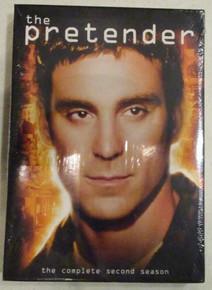 Pretender, The - Season 2 (Brand New - Still in Shrink Wrap) - TV DVDs