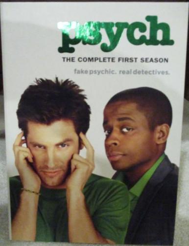 Psych - Season 1 - TV DVDs