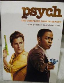 Psych - Season 4 - TV DVDs