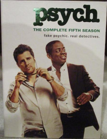 Psych - Season 5 - TV DVDs