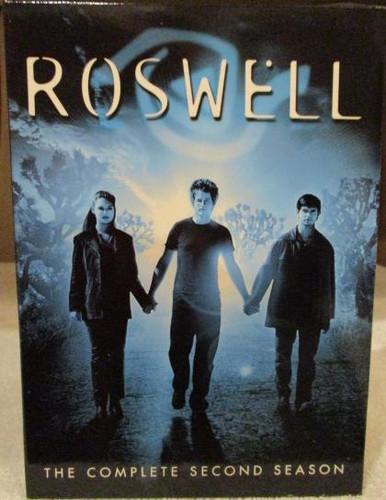 Roswell - Season 2 - TV DVDs