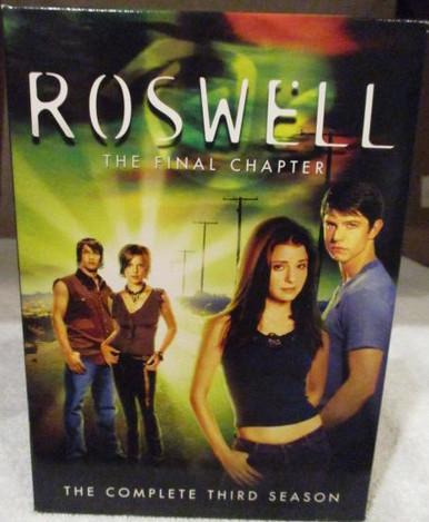 Roswell - Season 3 - TV DVDs