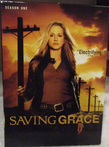 Saving Grace - Season 1 - TV DVDs