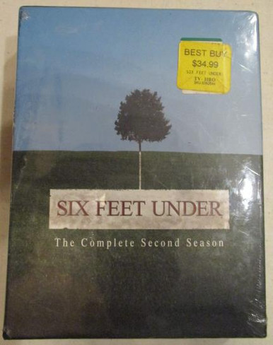 Six Feet Under - Season 2 (Brand New - Still in Shrink Wrap) - TV DVDs
