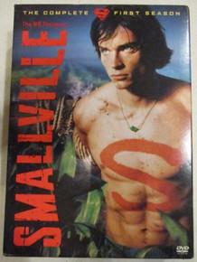 Smallville - Season 1 - TV DVDs