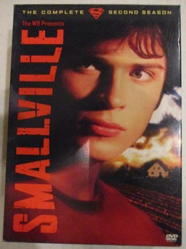 Smallville - Season 2 - TV DVDs