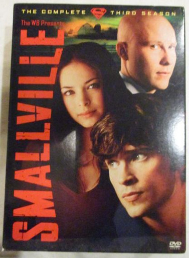 Smallville - Season 3 - TV DVDs
