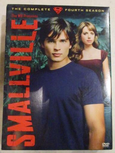 Smallville - Season 4 - TV DVDs