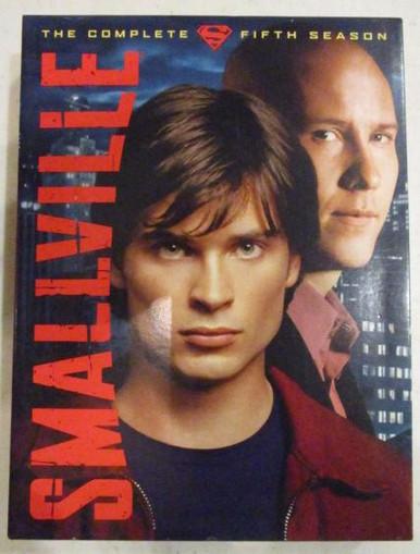 Smallville - Season 5 - TV DVDs