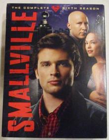 Smallville - Season 6 - TV DVDs