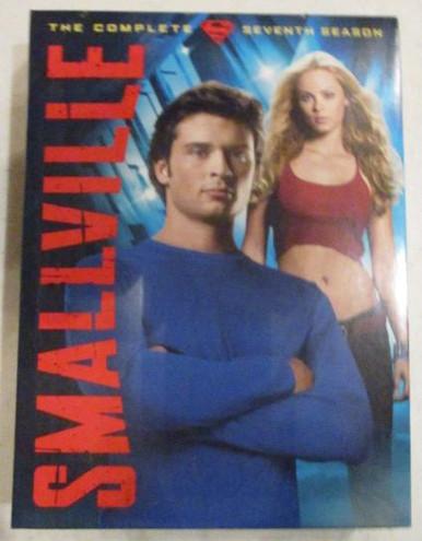 Smallville - Season 7 - TV DVDs