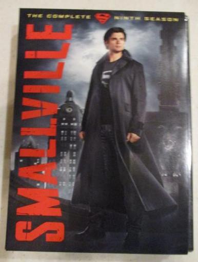 Smallville - Season 9 - TV DVDs
