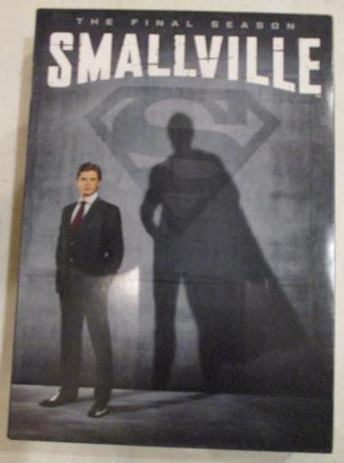 Smallville - Season 10 - TV DVDs
