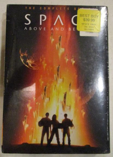 Space Above & Beyond - Complete Series (Brand New - Still in Shrink Wrap) - TV DVDs