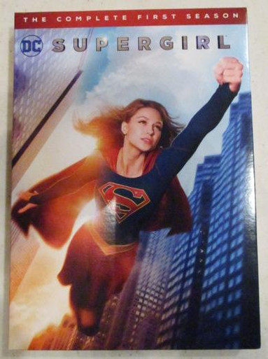 Supergirl - Season 1 - TV DVDs