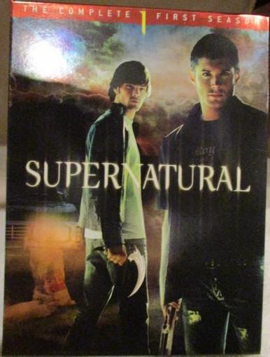 Supernatural - Season 1 - TV DVDs