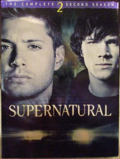 Supernatural - Season 2 - TV DVDs