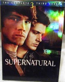 Supernatural - Season 3 - TV DVDs