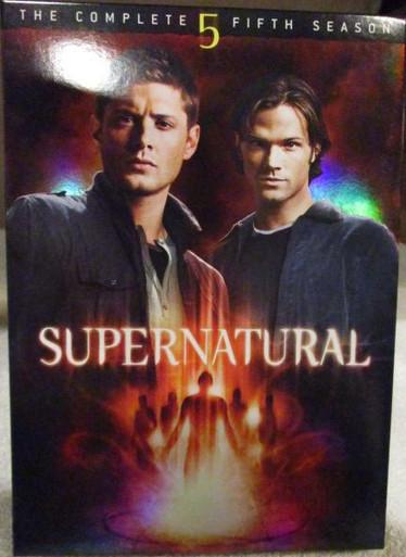 Supernatural - Season 5 - TV DVDs