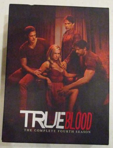True Blood - Season 4 - TV DVDs