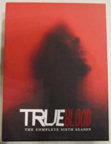 True Blood - Season 6 - TV DVDs
