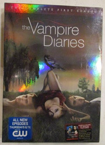 Vampire Diaries - Season 1 (Brand New - Still in Shrink Wrap) - TV DVDs