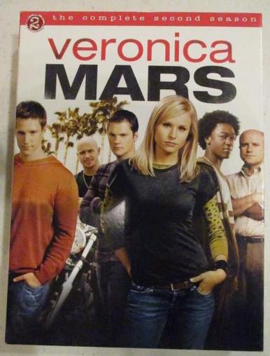 Veronica Mars - Season 2 - TV DVDs