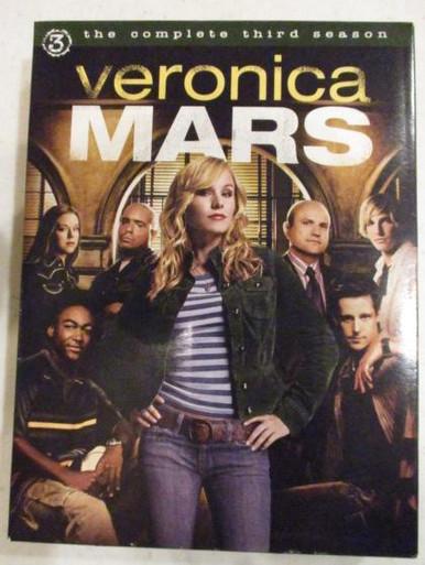 Veronica Mars - Season 3 - TV DVDs