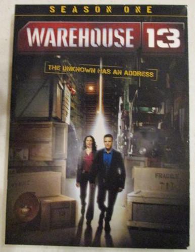 Warehouse 13 - Season 1 - TV DVDs