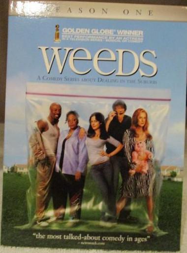Weeds - Season 1 - TV DVDs