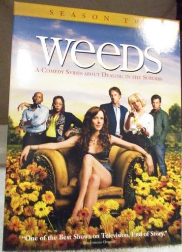 Weeds - Season 2 - TV DVDs