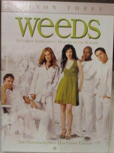Weeds - Season 3 - TV DVDs