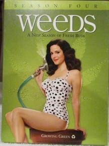 Weeds - Season 4 - TV DVDs