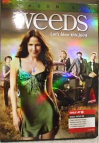 Weeds - Season 6 - TV DVDs