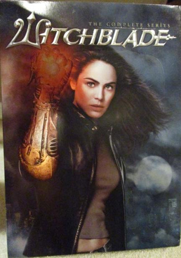 Witchblade - Complete Series - TV DVDs