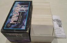 Vintage Board Games - Mindtrap - 1996 - Pressman
