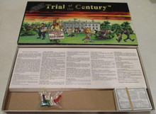 Vintage Board Games - Trial of the Century - 1996 - Companion Games, Inc