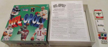 Vintage Board Games - NFL-Opoly - 1994 - Team NFL