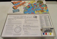 Vintage Board Games - Name That Country - 1992 - Educational Insights