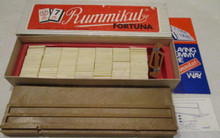 Vintage Board Games - Rummikub Fortuna - 1977 - Lamda, Ltd