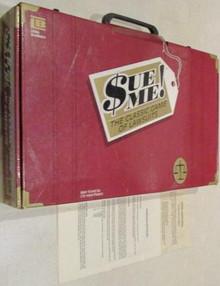 Vintage Board Games - Sue Me! - 1993 - Litke Brothers