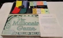 Vintage Board Games - Millionaire Game - Moore, OK Edition - 1984 - Henco