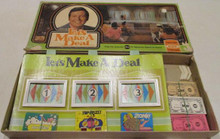 Vintage Board Games - Let's Make a Deal - 1974 - Ideal