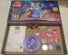 Vintage Board Games - Walt Disney's Cinderella - Storybook Princess - 1998