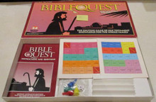 Vintage Board Games - Bible Quest - Old Testament Version - 1995