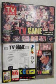Vintage Board Games - TV Guide's TV Game - 1984