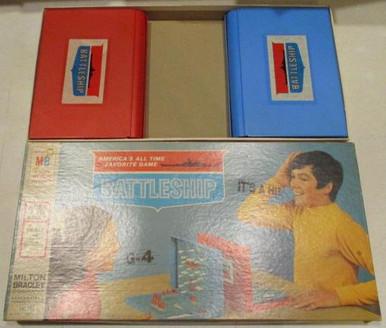 Vintage Board Games - Battleship  - 1971