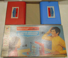Vintage Board Games - Battleship  - 1971
