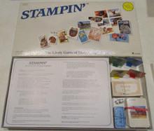 Vintage Board Games - Stampin'  - 1989